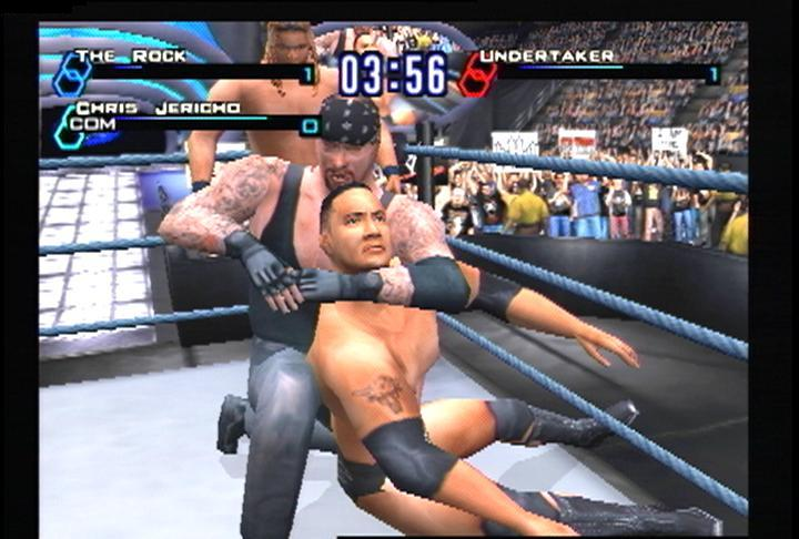 WWF Smackdown: Just Bring It - 22150