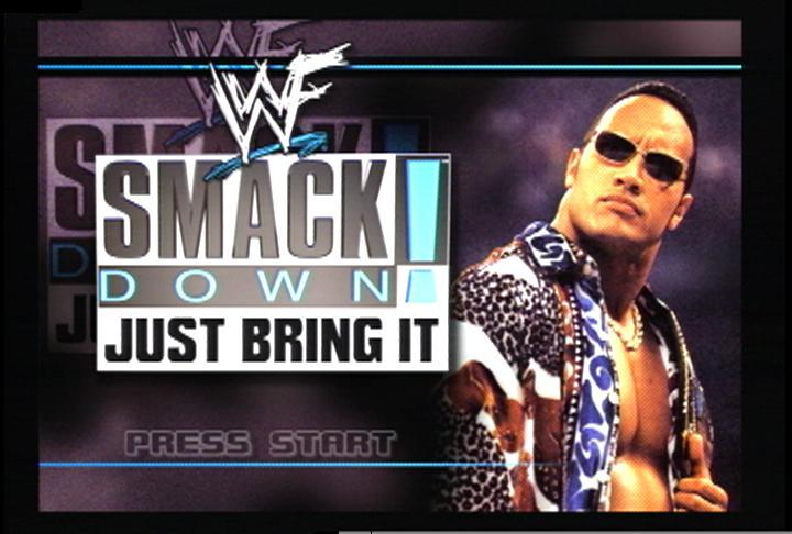WWF Smackdown: Just Bring It - 22151