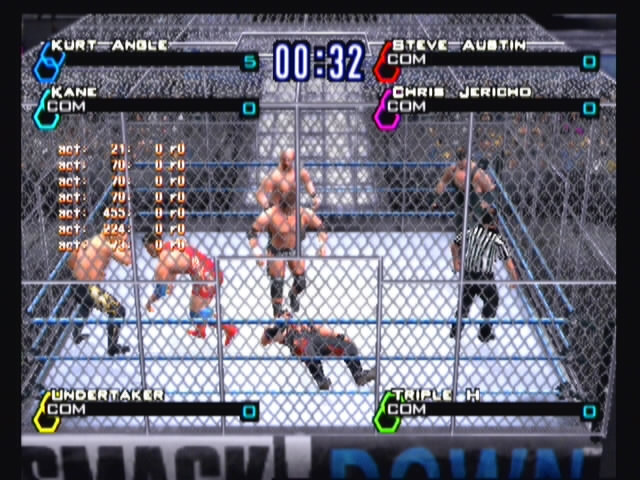 WWF Smackdown: Just Bring It - 22055