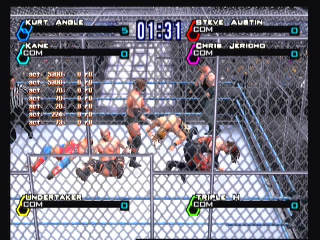 WWF Smackdown: Just Bring It - 22058