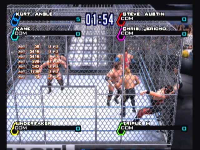 WWF Smackdown: Just Bring It - 22060