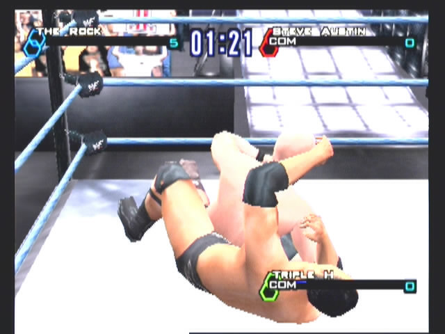 WWF Smackdown: Just Bring It - 22074