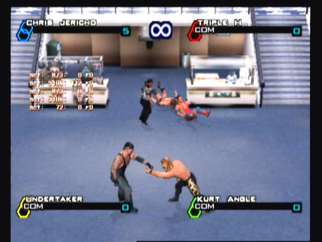 WWF Smackdown: Just Bring It - 22120