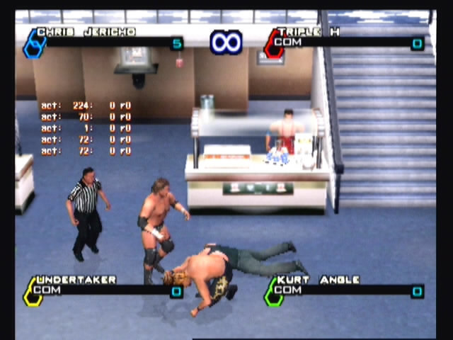 WWF Smackdown: Just Bring It - 22124