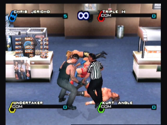 WWF Smackdown: Just Bring It - 22127