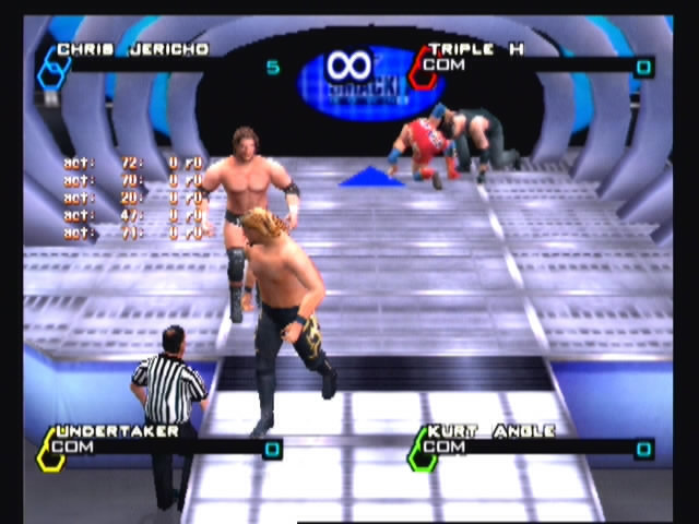 WWF Smackdown: Just Bring It - 22129
