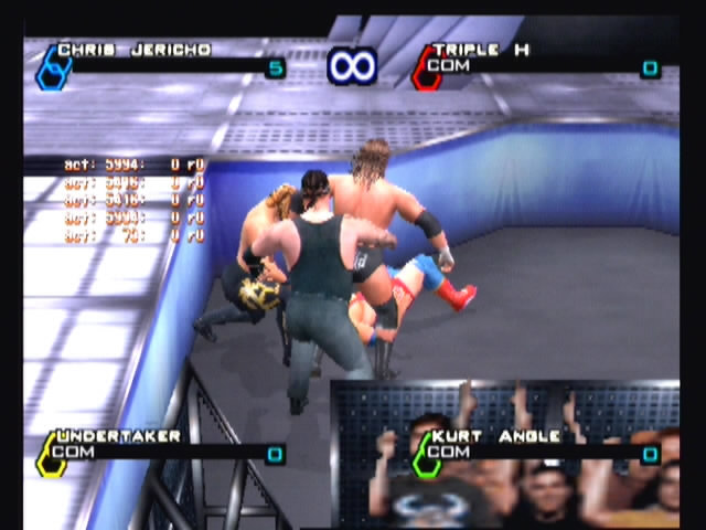 WWF Smackdown: Just Bring It - 22136
