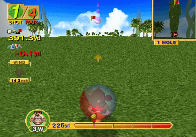 Super Monkey Ball Deluxe - 48133