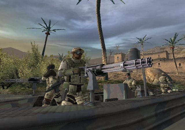 SOCOM III: US Navy SEALs - 49635