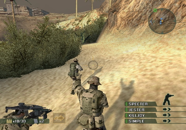 SOCOM III: US Navy SEALs - 49622