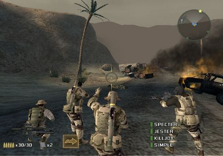 SOCOM III: US Navy SEALs - 49627