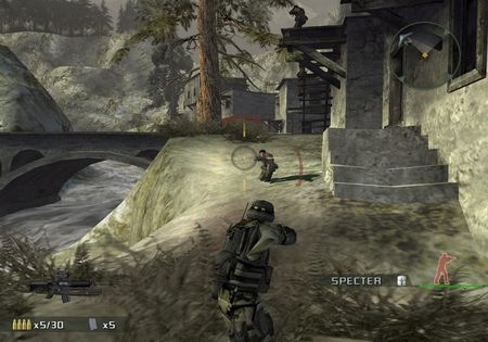 SOCOM U.S. Navy Seals: Combined Assault - 54261