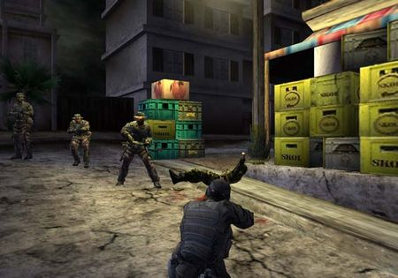 Socom II: US Navy Seals - 40989