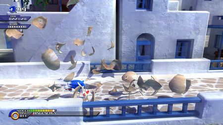 Sonic Unleashed - 58999