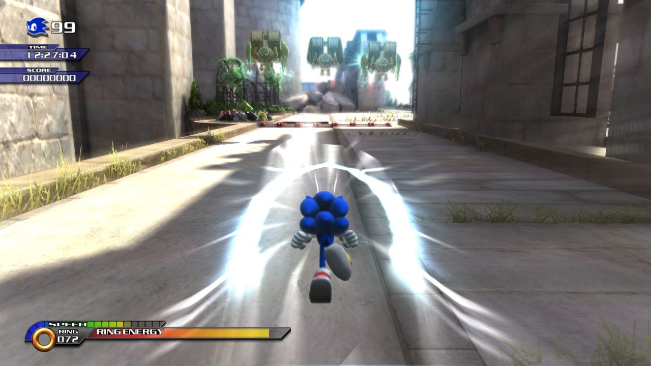 Sonic Unleashed - 59001