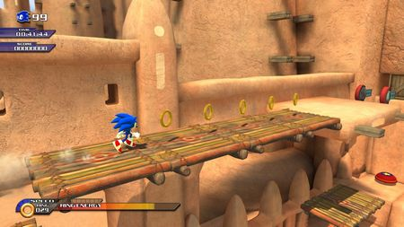 Sonic Unleashed - 59004