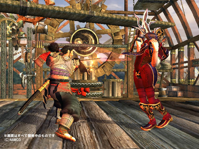 Soul Calibur 2 - 39640