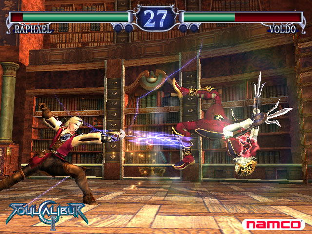 Soul Calibur 2 - 39515