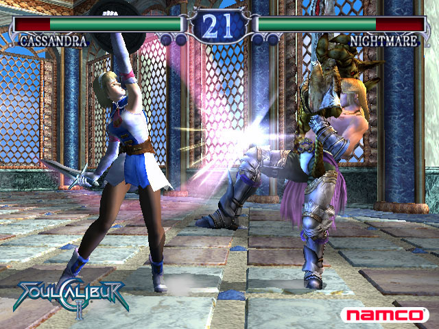 Soul Calibur 2 - 39517