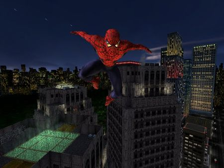 Spider-Man: The Movie - 28294