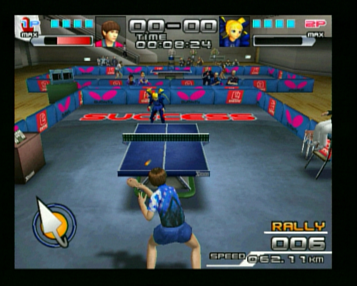 SpinDrive Ping Pong - 48216