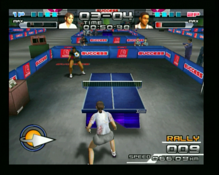 SpinDrive Ping Pong - 48206