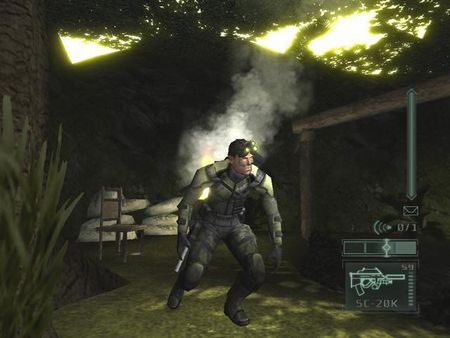 Splinter Cell: Pandora Tomorrow - 44689