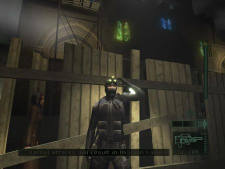 Splinter Cell: Pandora Tomorrow - 44691