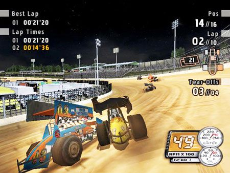 Sprint Cars 2: Showdown at Eldora - 58353