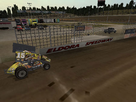 Sprint Cars 2: Showdown at Eldora - 58352