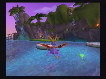 Spyro: Enter the Dragonfly - 28049