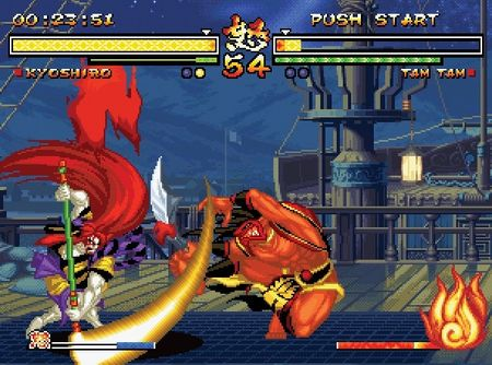 Samurai Shodown Anthology - 58982