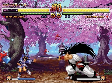 Samurai Shodown Anthology - 58983