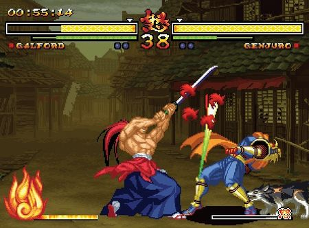 Samurai Shodown Anthology - 58985