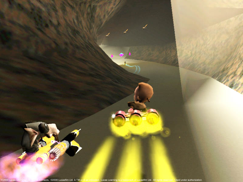 Star Wars: Super Bombad Racing - 07326