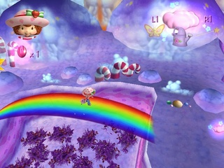 Strawberry Shortcake: The Sweet Dreams Game - 55555