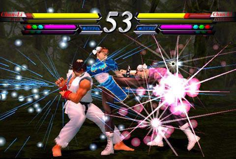 Street Fighter EX 3 - 07279