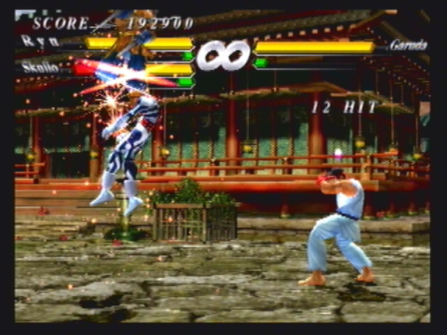 Street Fighter EX 3 - 07257