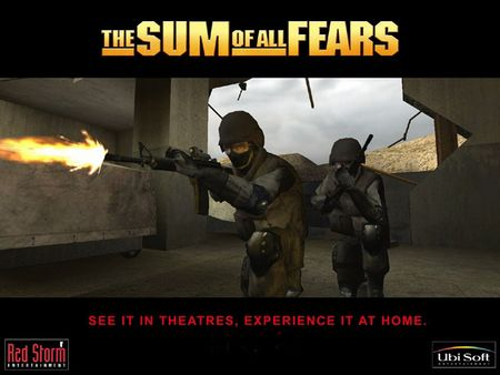 Sum of All Fears - 28970