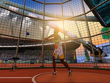 Summer Athletics: The Ultimate Challenge - 59227