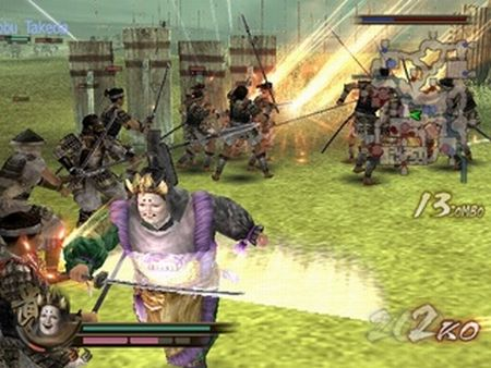 Samurai Warriors 2: Xtreme Legends - 58289