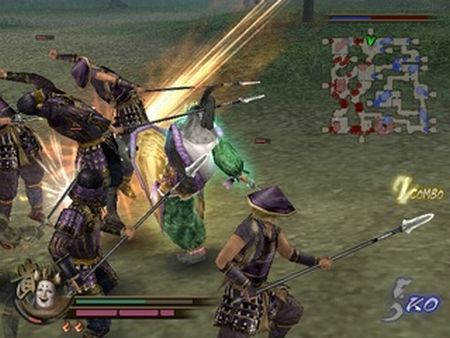 Samurai Warriors 2: Xtreme Legends - 58290