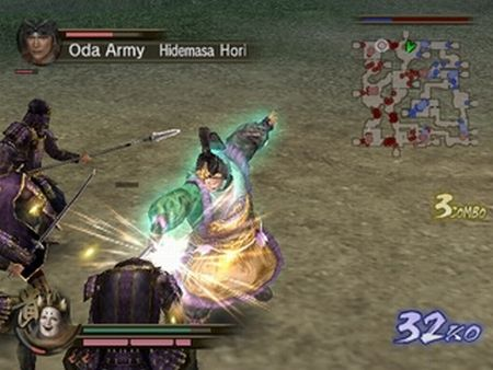 Samurai Warriors 2: Xtreme Legends - 58291