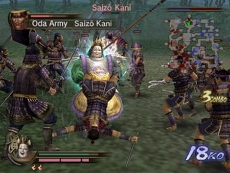 Samurai Warriors 2: Xtreme Legends - 58292