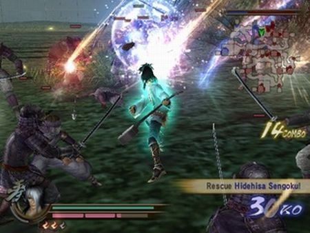 Samurai Warriors 2: Xtreme Legends - 58297