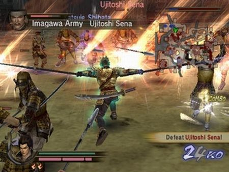 Samurai Warriors 2: Xtreme Legends - 58300