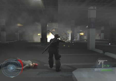 Syphon Filter: The Omega Strain - 42779