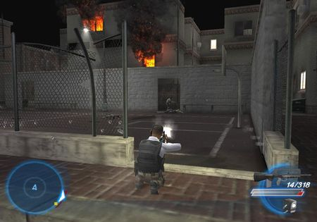 Syphon Filter: The Omega Strain - 42772