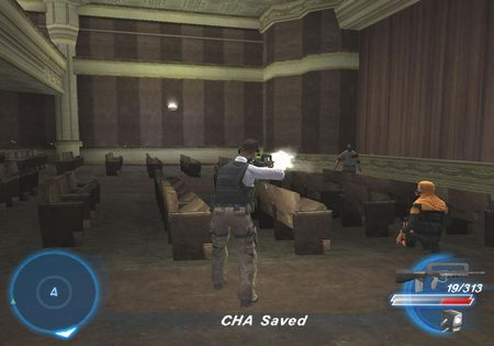 Syphon Filter: The Omega Strain - 42773