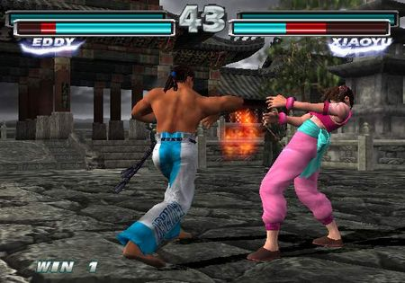 Tekken Tag Tournament - 07111